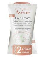 Acheter Avène Eau Thermale Cold Cream Duo Crème mains 2x50ml à Voiron