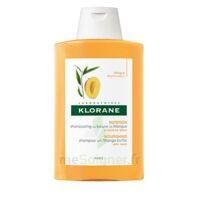 Klorane Beurre De Mangue Shampooing Cheveux Secs 200ml à Voiron
