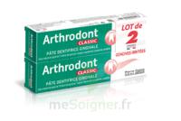 Acheter Pierre Fabre Oral Care Arthrodont dentifrice classic lot de 2 75ml à Voiron
