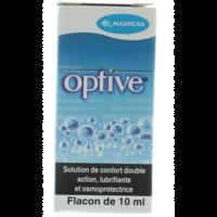 Optive, Fl 10 Ml à Voiron