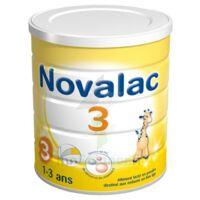 Novalac 3 Lait De Croissance B/800g à Voiron