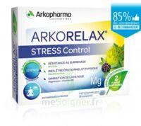 Arkorelax Stress Control Comprimés B/30 à Voiron