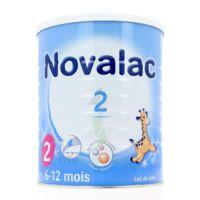 Novalac 2 Lait En Poudre 2ème âge B/800g* à Voiron