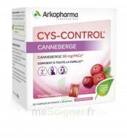 Cys-control 36mg Poudre Orale 20 Sachets/4g à Voiron