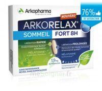 Arkorelax Sommeil Fort 8h Comprimés B/15 à Voiron