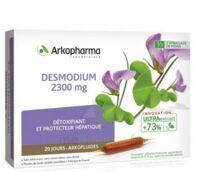 Arkofluide Bio Ultraextract Desmodium Solution Buvable 20 Ampoules/10ml à Voiron