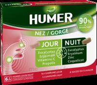 Humer Nez/gorge Jour&nuit 15 Comprimés à Voiron