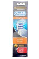 Brossette De Rechange Oral-b Trizone X 3 à Voiron