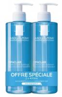 Effaclar Gel Moussant Purifiant 2*400ml à Voiron