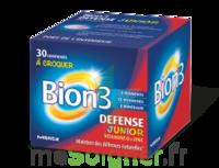 Bion 3 Défense Junior Comprimés à Croquer Framboise B/30 à Voiron