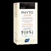 Phytocolor Kit Coloration Permanente 3 Châtain Foncé à Voiron