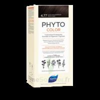 Phytocolor Kit Coloration Permanente 4.77 Châtain Marron Profond à Voiron