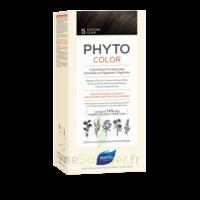 Phytocolor Kit Coloration Permanente 5 Châtain Clair à Voiron