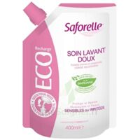 Saforelle Solution Soin Lavant Doux Eco-recharge/400ml à Voiron
