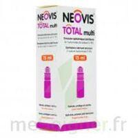 Neovis Total Multi S Ophtalmique Lubrifiante Pour Instillation Oculaire Fl/15ml à Voiron