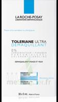 Toleriane Solution Démaquillante Yeux 2*30 Unidoses/5ml à Voiron