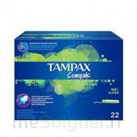 Tampax Compak - Tampon Super à Voiron