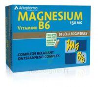 Arkovital Magnésium Vitamine B6 Gélules 2b/60 à Voiron