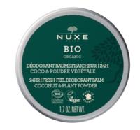 Nuxe Bio Déodorant Baume Fraîcheur 24h Toutes Peaux Pot/50g à Voiron