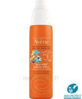 Acheter Avène Eau Thermale SOLAIRE Spray enfant 50+ 200ml à Voiron