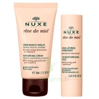 Rêve De Miel Crème Mains Et Ongles + Stick Lèvres Hydratant à Voiron