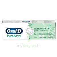 Oral B Pureactiv Dentifrice Soin Essentiel T/75ml à Voiron