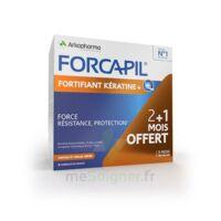 Forcapil Fortifiant + Kératine Gélules B/180 à Voiron