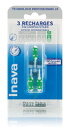 Inava Brossettes Recharges Vert Iso 6 2,2mm à Voiron