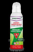 Paranix Moustiques Lotion Zones Tropicales Aérosol/125ml à Voiron