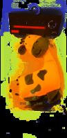 Cooper Bouillotte Silice Enfant Girafe à Voiron