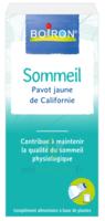 Boiron Sommeil Pavot Jaune De Californie Extraits De Plantes Fl/60ml à Voiron