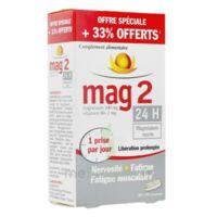 Mag 2 24h Comprimés Lp Nervosité Et Fatigue B/45+15 Offert à Voiron