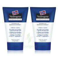 Neutrogena Crème Mains Hydratante Concentrée 2t/50ml à Voiron
