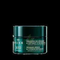 Nuxe Bio Masque Détoxifiant Eclat 50ml à Voiron